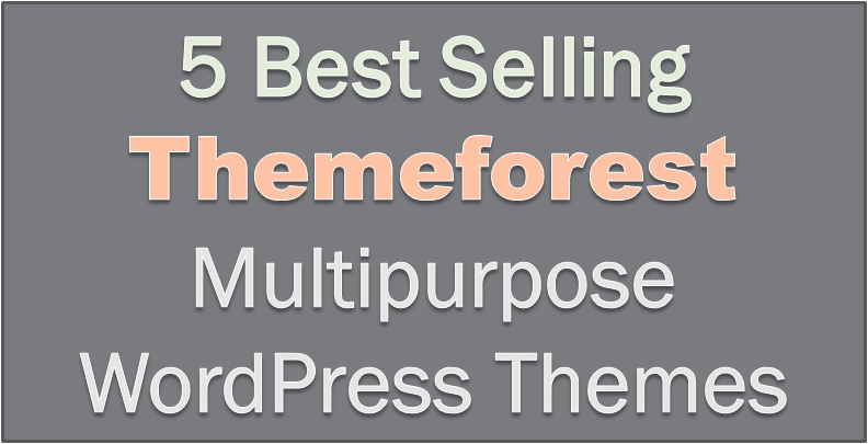 BeTheme MultiPurpose WordPress Theme