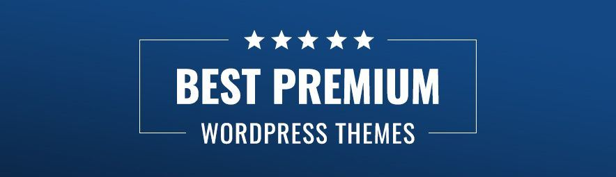 Top 20 Most Popular Premium WordPress Themes 2021